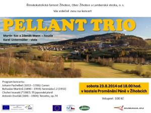 koncert Pellant Trio