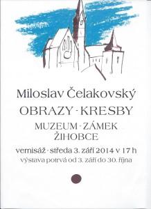 výstava Čelakovský