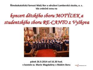 koncert Motýlek Malý Bor_26.9.