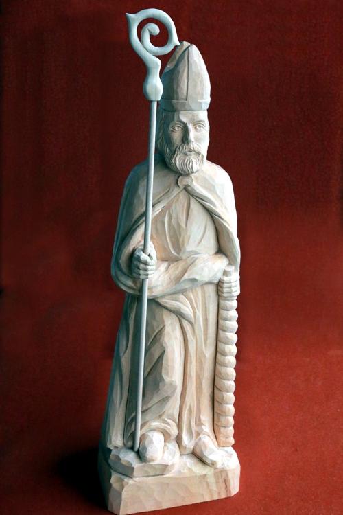 Soška sv.Erazima